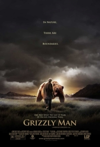 Grizzly Man Poster Werner Herzog